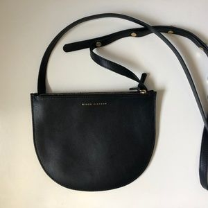 Minor History Bags - Minor History - Half Moon Crossbody Bag